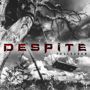 Despite - Praedonum - Album-artwork